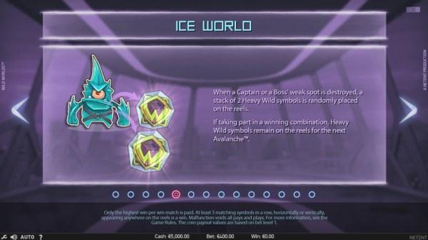 Casino Codes image of Wild Worlds