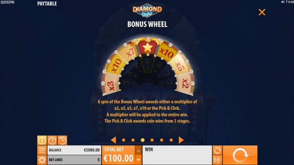 Casino Codes image of Diamond Duke