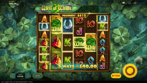 Casino Codes image of Well of Wilds Megaways
