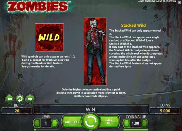 wild and staked wild game rules - Casino Codes