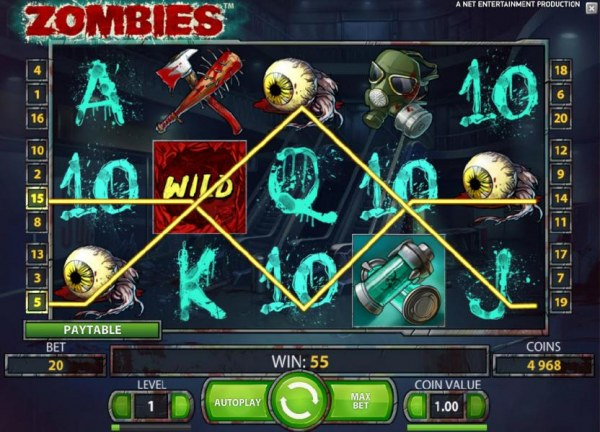 Casino Codes image of Zombies