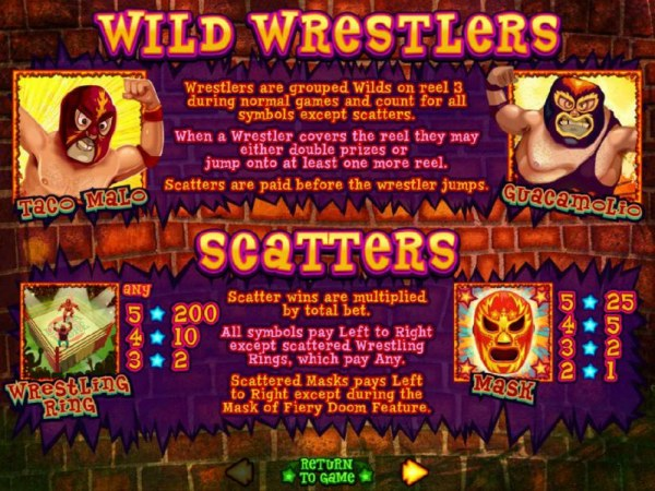Images of Lucha Libre