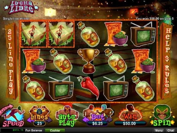 Casino Codes image of Lucha Libre
