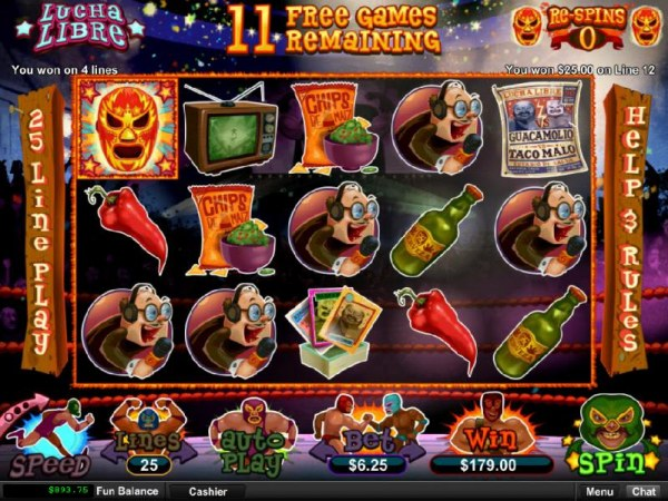 Casino Codes - Multiple winning paylines triggers a big win!