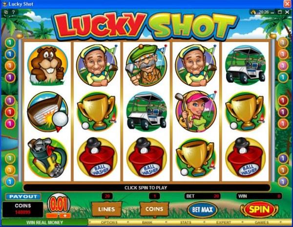 Lucky Shot screenshot