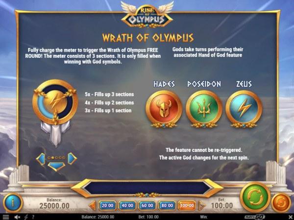 Casino Codes image of Rise of Olympus