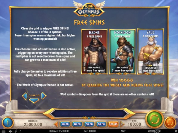Casino Codes - Free Spins Rules