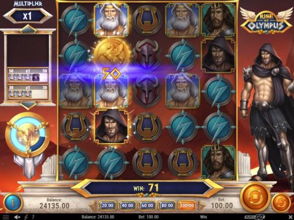 Rise of Olympus screenshot