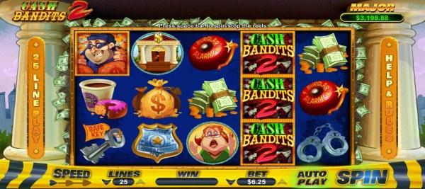 Casino Codes image of Cash Bandits 2
