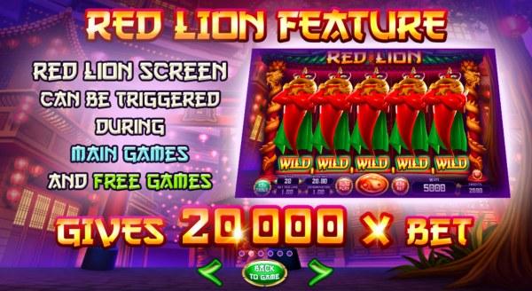 Wild Feature - Casino Codes