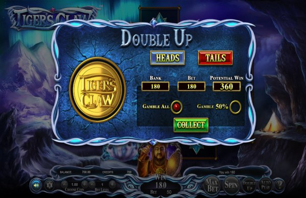 Gamble Feature Game Board by Casino Codes