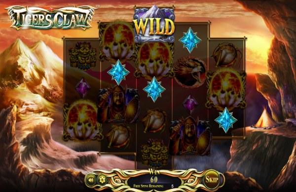 Tigers Claw screenshot