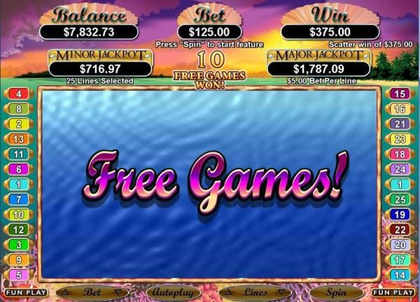 Casino Codes image of Ocean Dreams