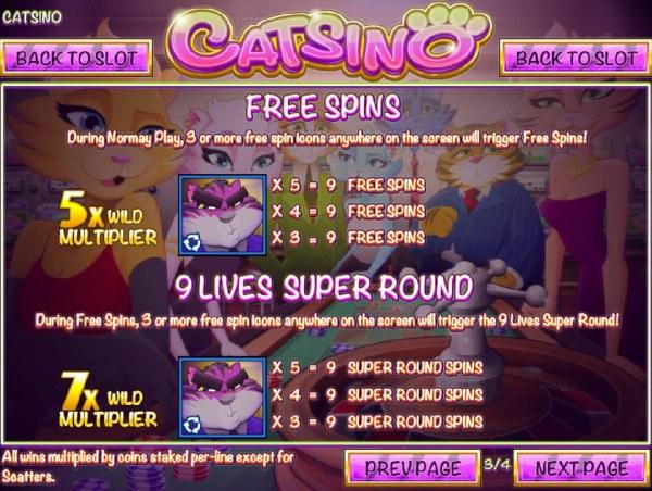 Casino Codes image of Catsino