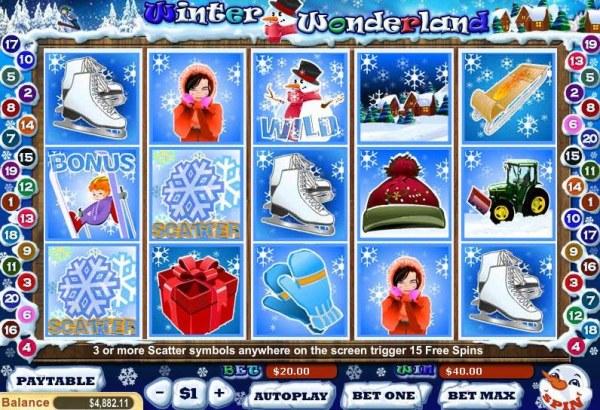Winter Wonderland screenshot