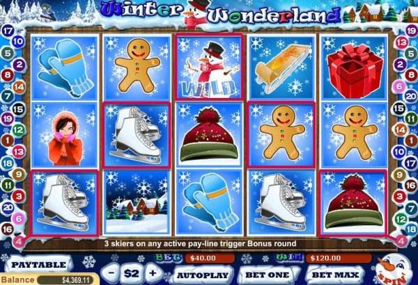 Winter Wonderland by Casino Codes