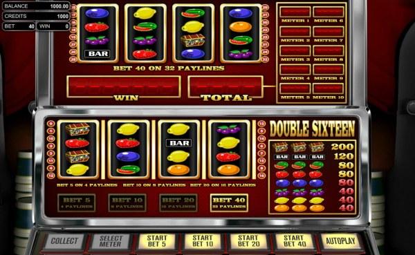 Casino Codes image of Double Sixteen