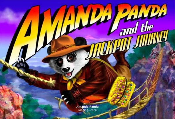 Amanda Panda and the Jackpot Journey by Casino Codes