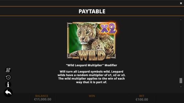 Savanna Roar by Casino Codes