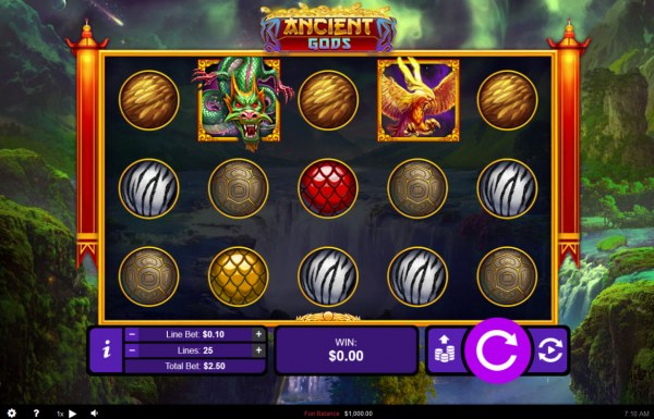 Casino Codes - Main Game Board
