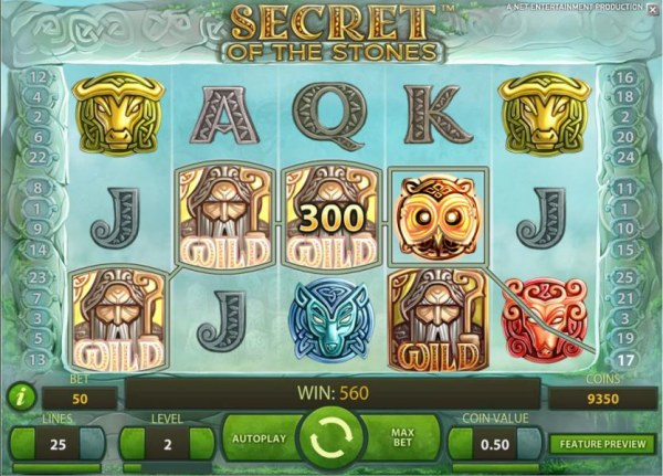 Secret of the Stones by Casino Codes