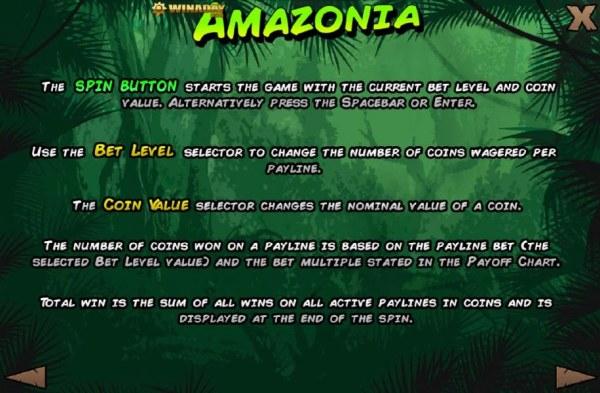 Amazonia screenshot