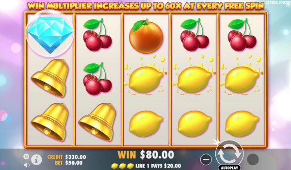 Game pays in both directions by Casino Codes