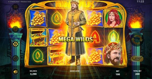 Casino Codes image of Midas Wilds