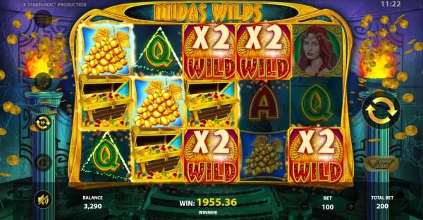 Midas Wilds screenshot