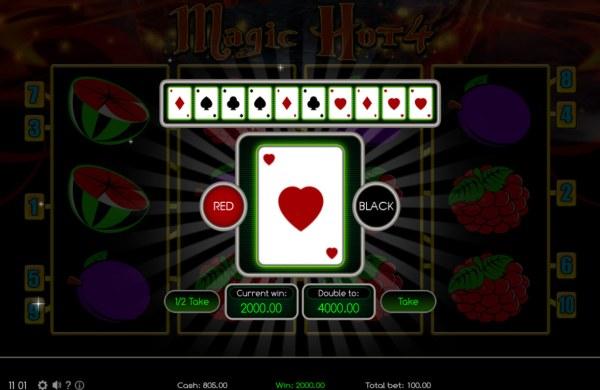 Casino Codes image of Magic Hot 4