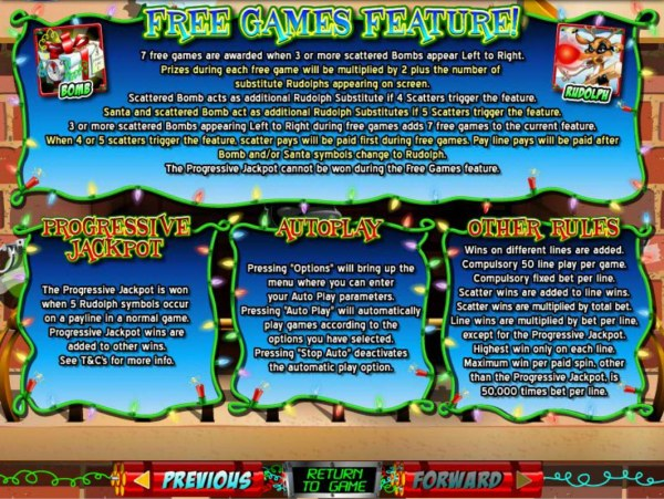 Free Games, Progressive Jackpots and General Game Rules. by Casino Codes