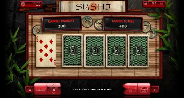 Sushi screenshot