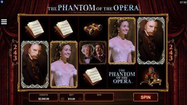 The Phantom of the Opera screenshot