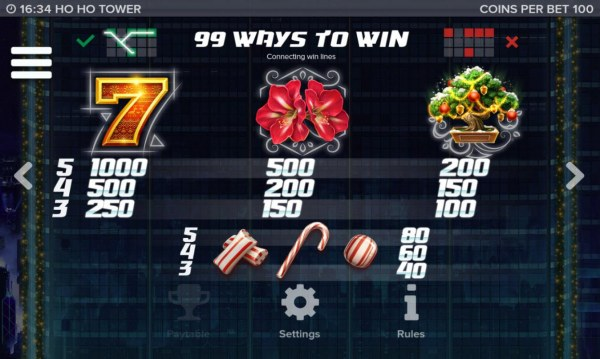 Casino Codes image of Ho Ho Tower