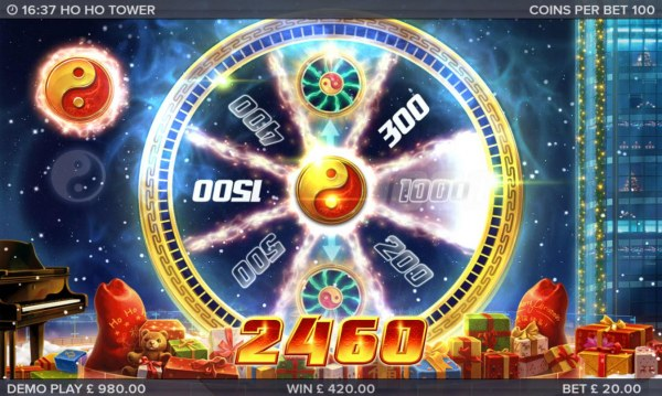 Spin the wheel to win prize awards - Casino Codes