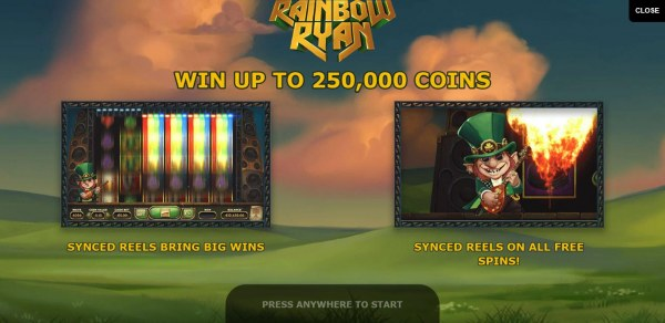 Casino Codes - Game features include: Synced Reels and a chance to win up to 250,000 coins