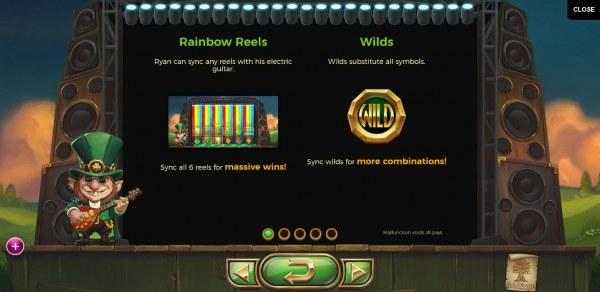 Rainbow Ryan by Casino Codes