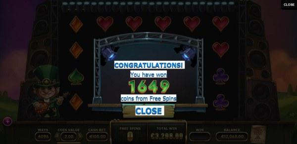 Casino Codes image of Rainbow Ryan