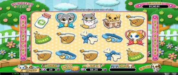Purrfect Pets by Casino Codes