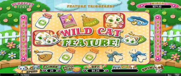 Casino Codes image of Purrfect Pets