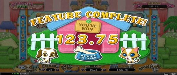 Total bonus payout 123 coins - Casino Codes