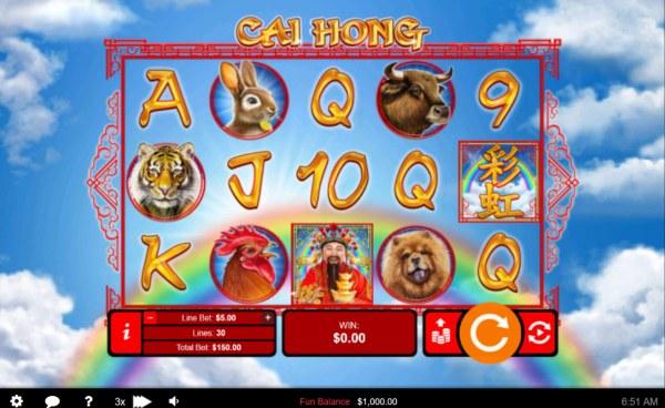 Cai Hong by Casino Codes