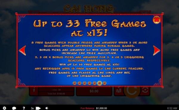 Casino Codes image of Cai Hong