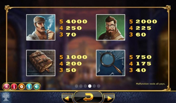 Holmes and the Stolen Stones screenshot