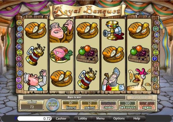 Royal Banquet by Casino Codes