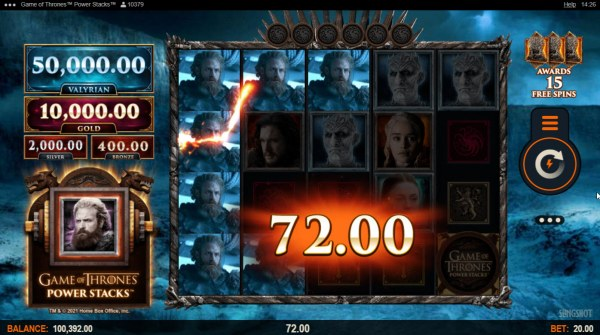 Images of Game of Thrones Power Stacks