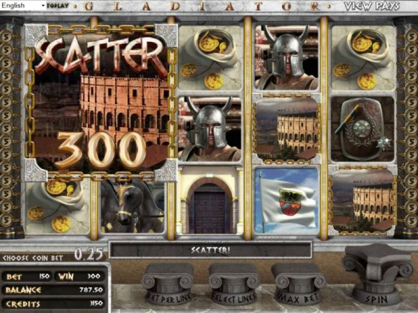 Three Scatter Symbols Pays Out A 300 Coin Jackpot - Casino Codes