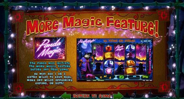 Casino Codes image of Panda Magic