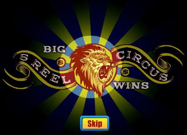 5 Reel Circus screenshot