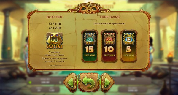 Scatter Symbol Pays and Rules. Free Spins Rules by Casino Codes
